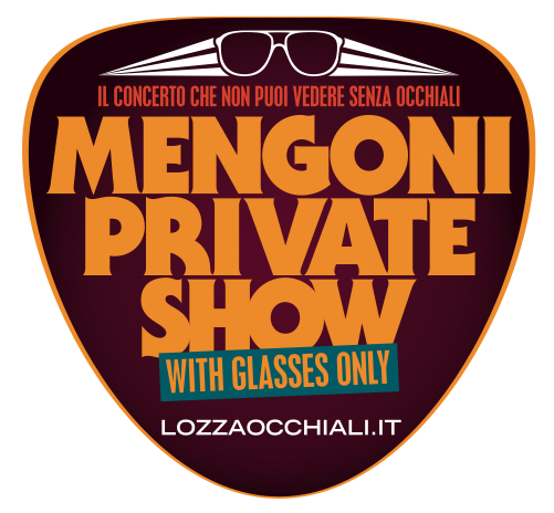 MENGONI PRIVATE SHOW LOGO